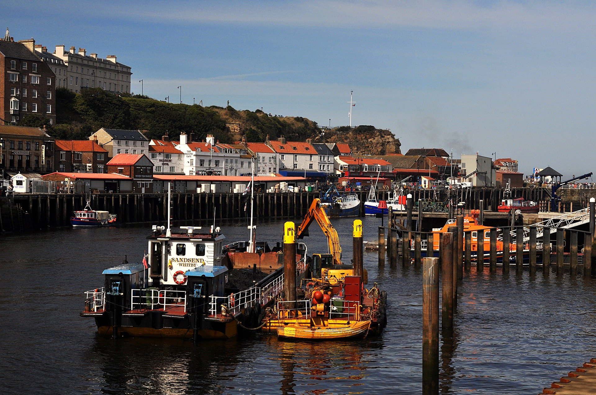 Arkle Finance Supporting UK Businesses With Commercial Vessel Finance