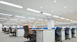 The take up of large-scale LED lighting and the benefits it brings to schools and businesses