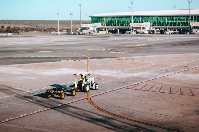 The Challenges of Ground Handling Operations for UK Airports