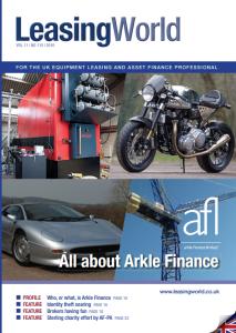 Arkle Finance Profile In Leasing World